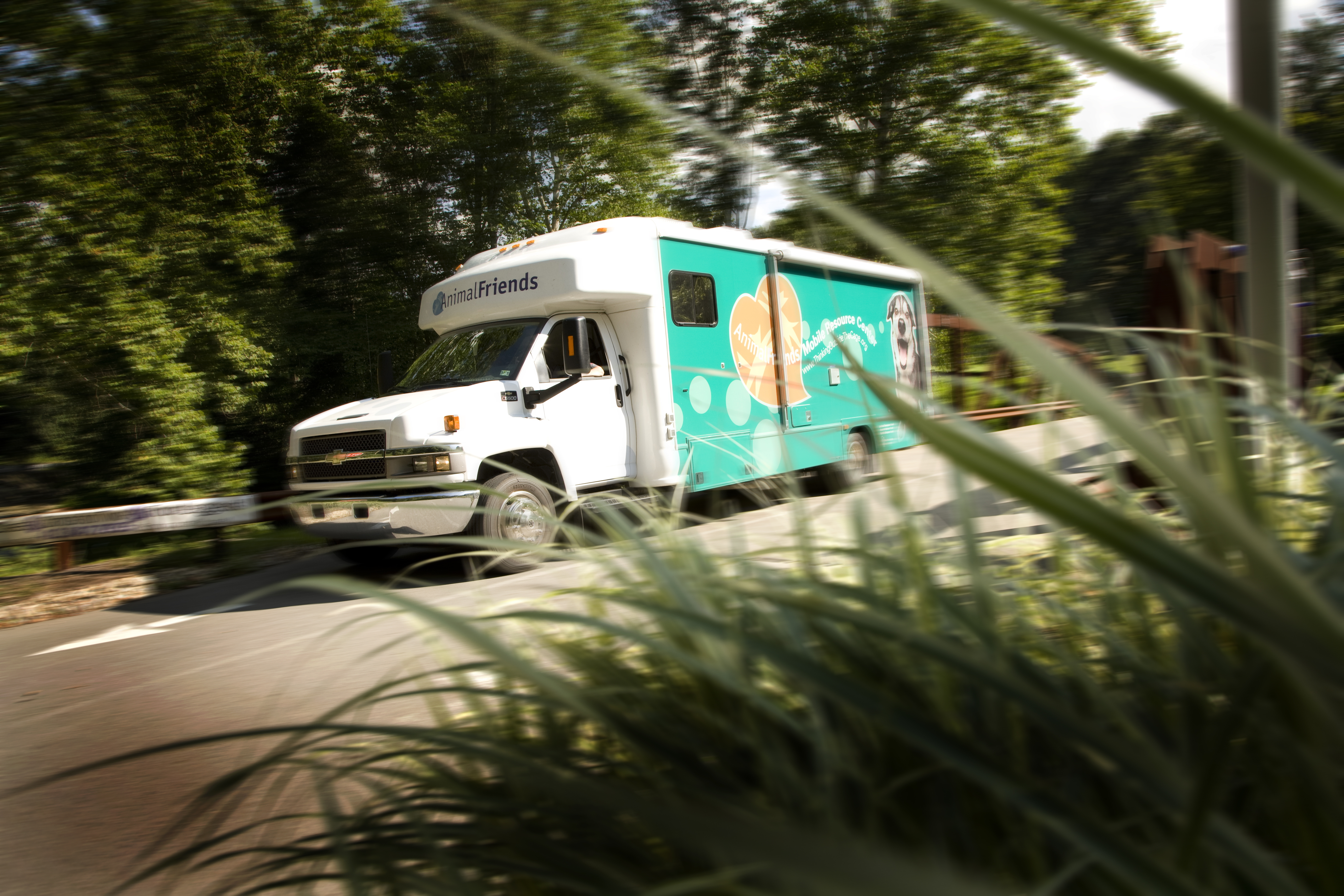 Mobile Resource Center - Animal Friends, Inc