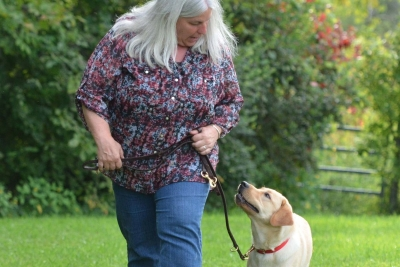 Suzanne Clothier: Foundations in Pet Therapy